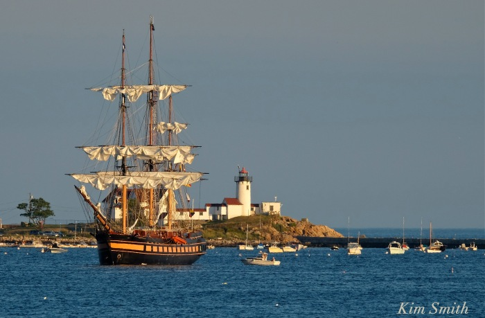 OLIVER HAZARD PERRY Eastern Point Lighthouse Gloucester MA -1 copyright Kim Smith