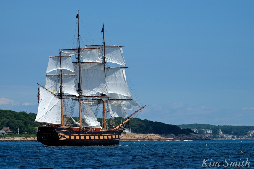Oliver Hazard Perry ship -2 copyright Kim Smith