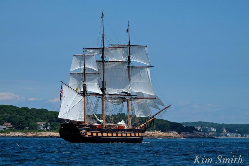 Oliver Hazard Perry ship -3 copyright Kim Smith