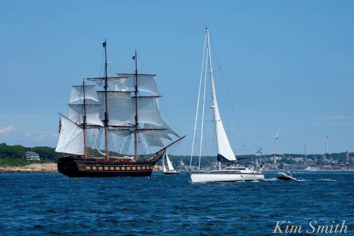 Oliver Hazard Perry ship -5 copyright Kim Smith