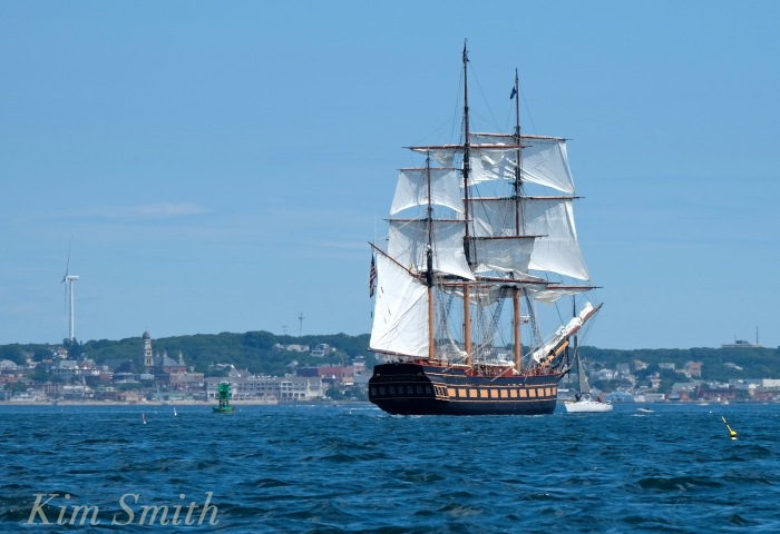 Oliver Hazard Perry ship -8 copyright Kim Smith