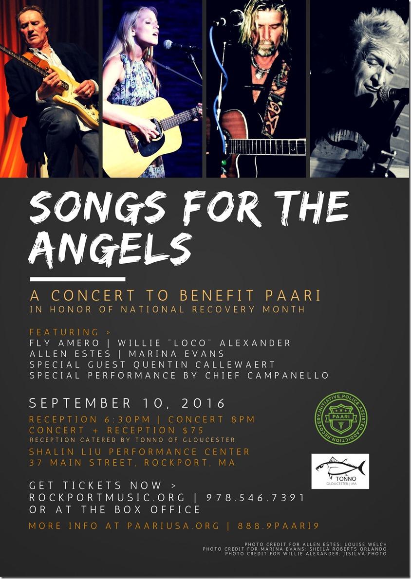 PAARI Concert Poster