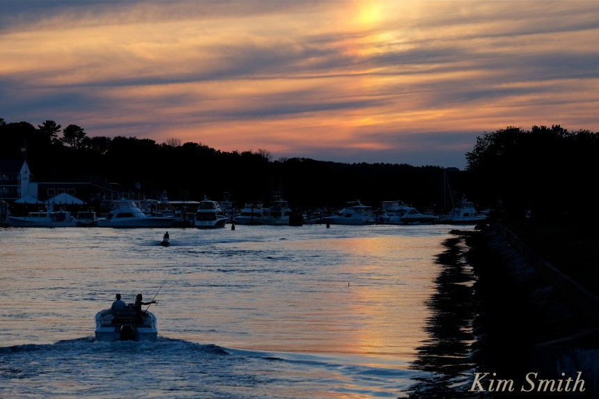 Sundog Cape Ann Marina  -3 copyright Kim Smith
