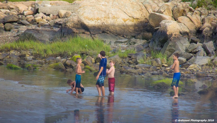 August 31, 2016 fun in the creek