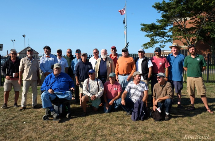 Gloucester Schooner Race Captains 2016 copyright Kim Smith
