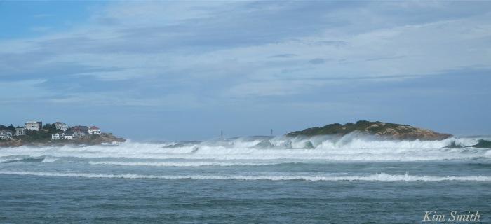 Good Harbor Beach Spindrifts Tropical storm Hermine copyright Kim Smith