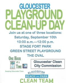 September 10 clean up