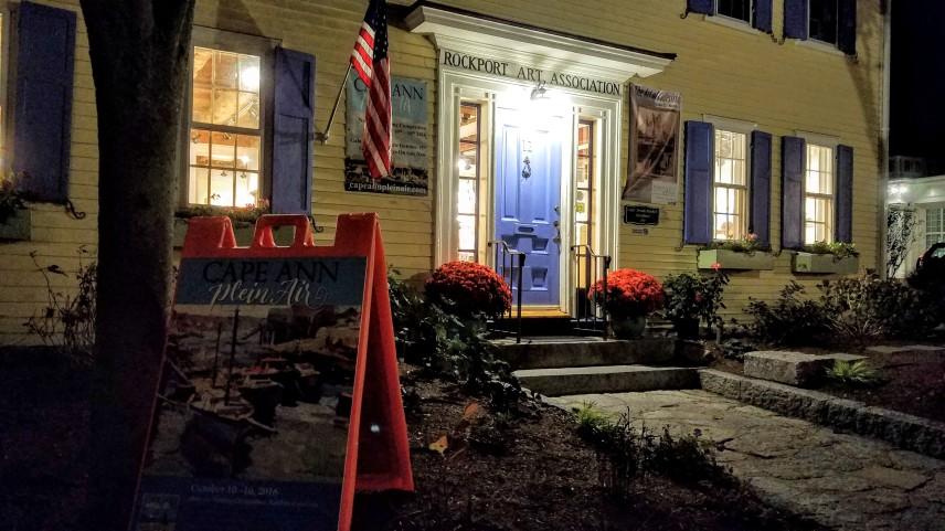 Rockport Art Assoc & Museum