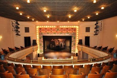 Larcom Theatre Baclony