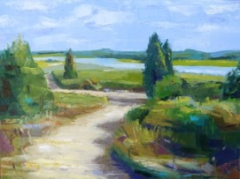 Landscape by Barbara Moody