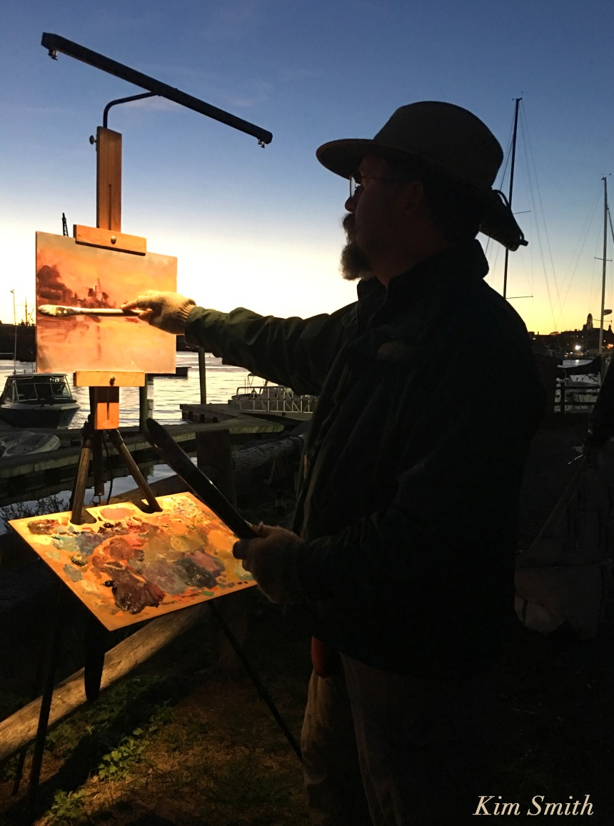 cape-ann-plein-air-painter-andre-lucero-gloucester-copyright-kim-smith