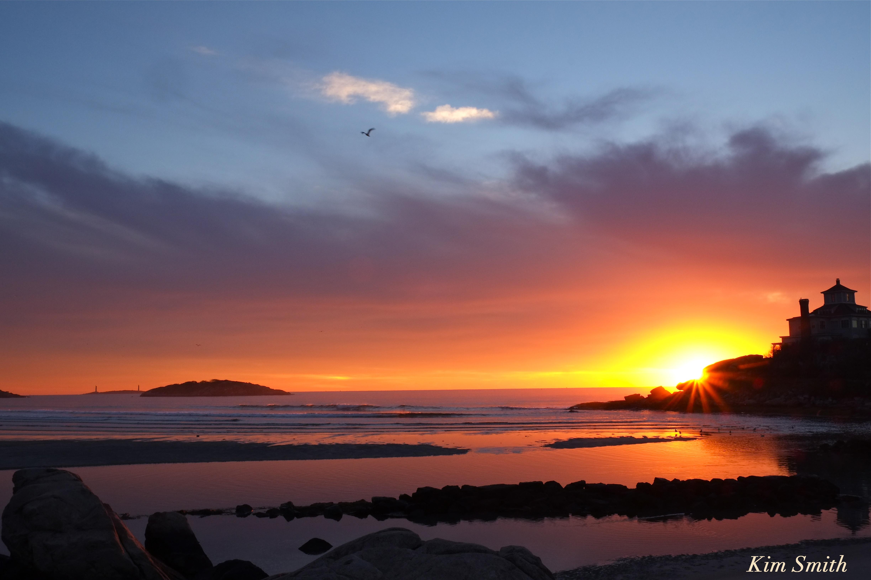 Good harbor beach sunrise goodmorninggloucester for Morning sunrise images