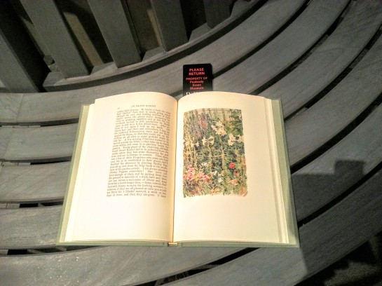An Island Garden by Celia Thaxter, 1893, with illustrations by Hassam