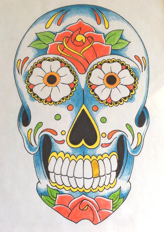 jeff-cluett-sugar-skull