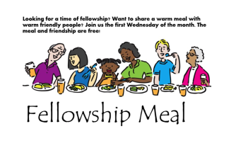 fellowship-meal