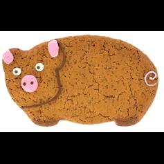 image_on_food_iced_gingerbread_pig