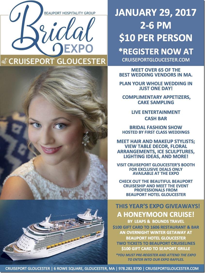 bridal expo 2017