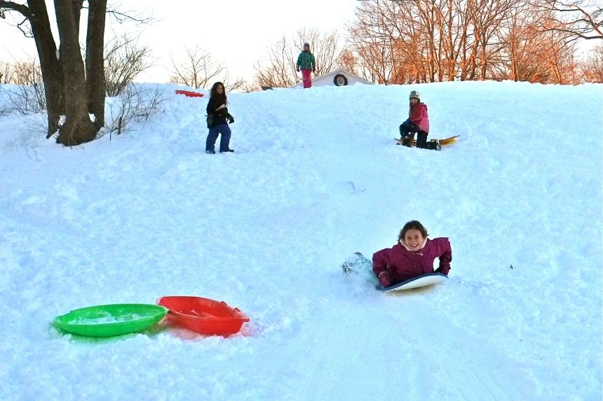sledding-east-gloucester-kids-bass-rocks-2-copyright-kim-smith