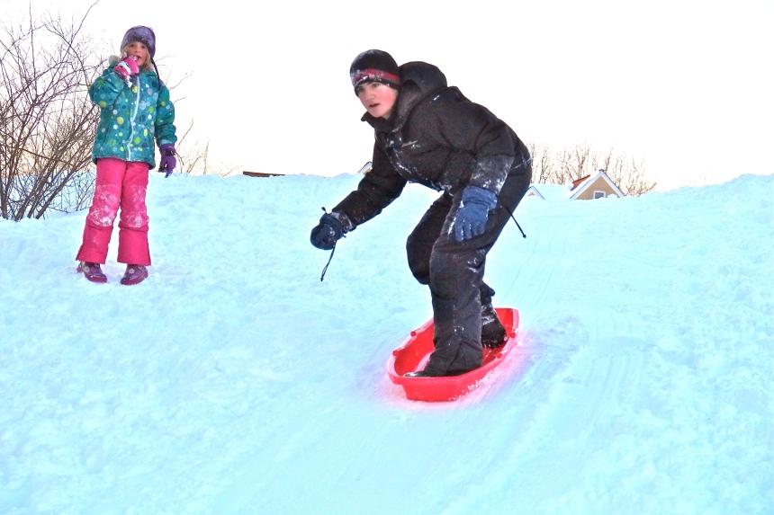 sledding-east-gloucester-kids-bass-rocks-6-copyright-kim-smith