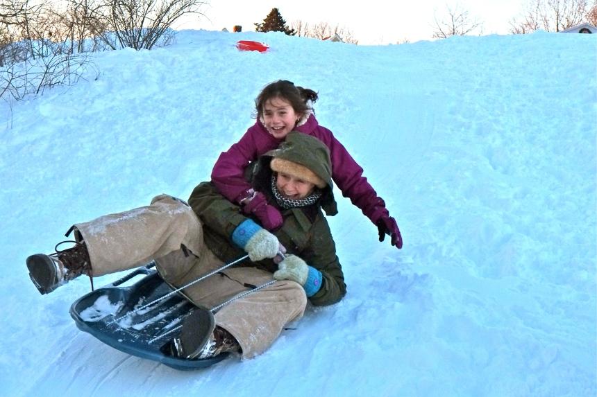 sledding-east-gloucester-kids-bass-rocks-esme-dawn-copyright-kim-smith