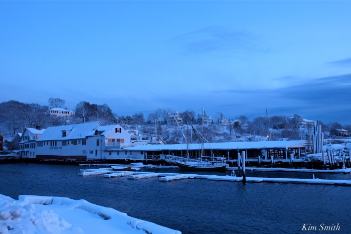 beacon-marine-basin-snow-smith-cove-sunset-copyright-kim-smith
