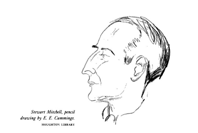 ee-cummings-pencil-portrait-of-stewart-mitchell
