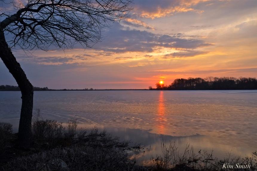 niles-pond-sunrise-copyright-kim-smith