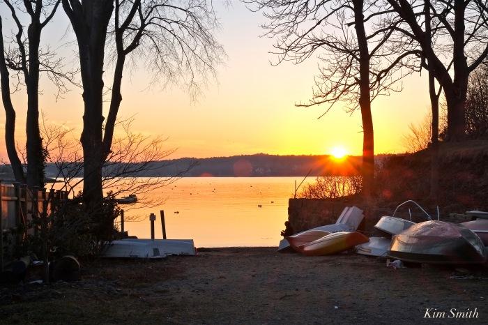 oakes-cove-beach-sunset