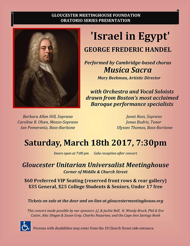 Handel 'Israel in Egypt' poster for March 18 concert.jpg