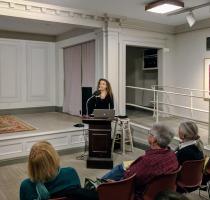 Kate Bibeau Cape Ann Museum
