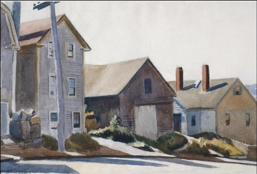 Hopper by lees
