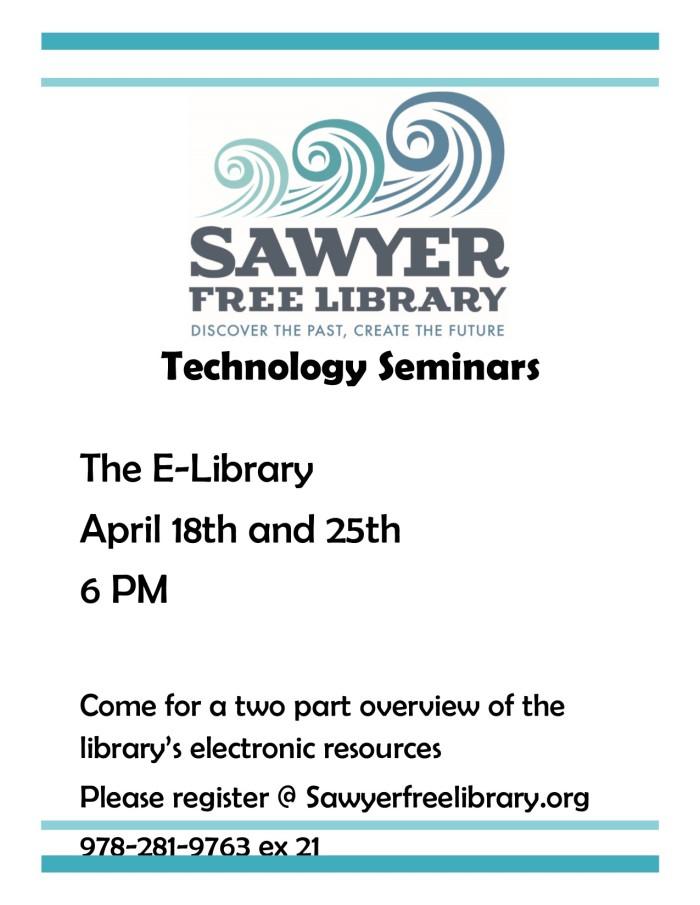 Tech Seminar for Lewis April 2017