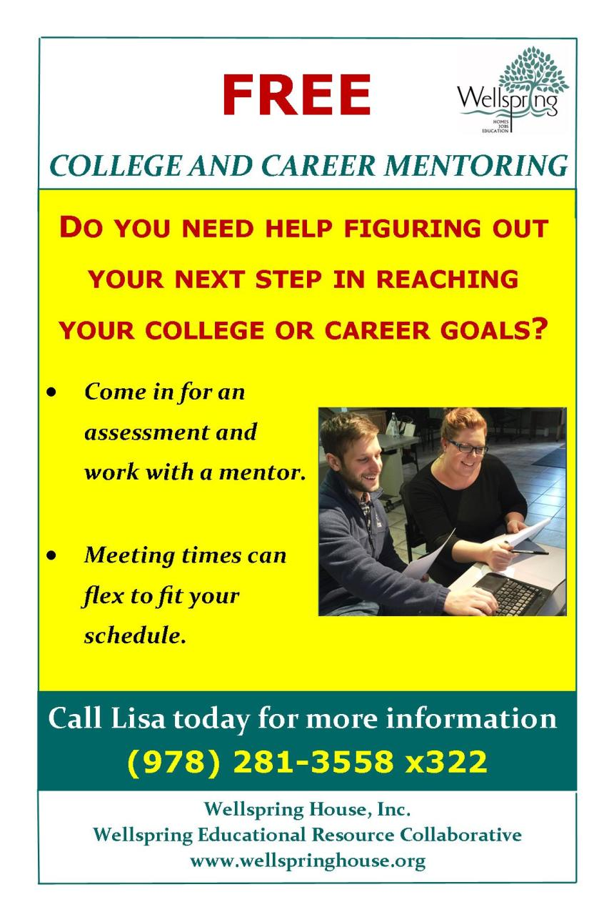 career mentoring call today goodmorninggloucester werc student recruitment postcard spring 2017 final