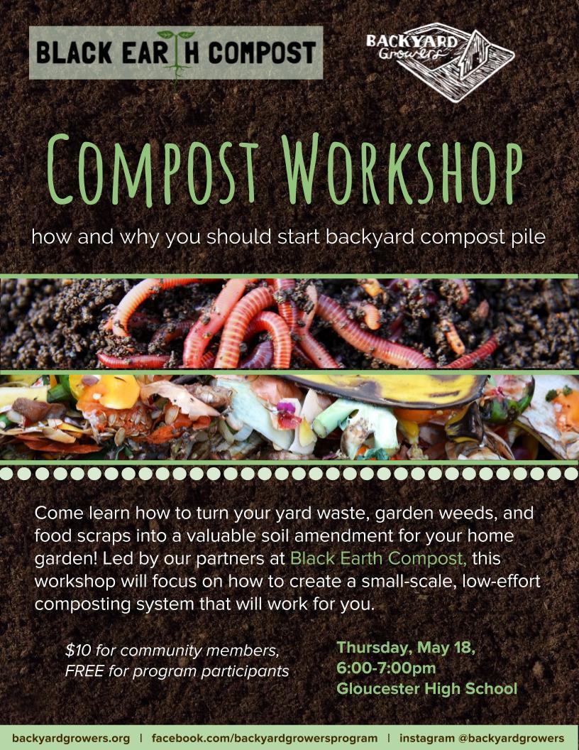 Compost workshop