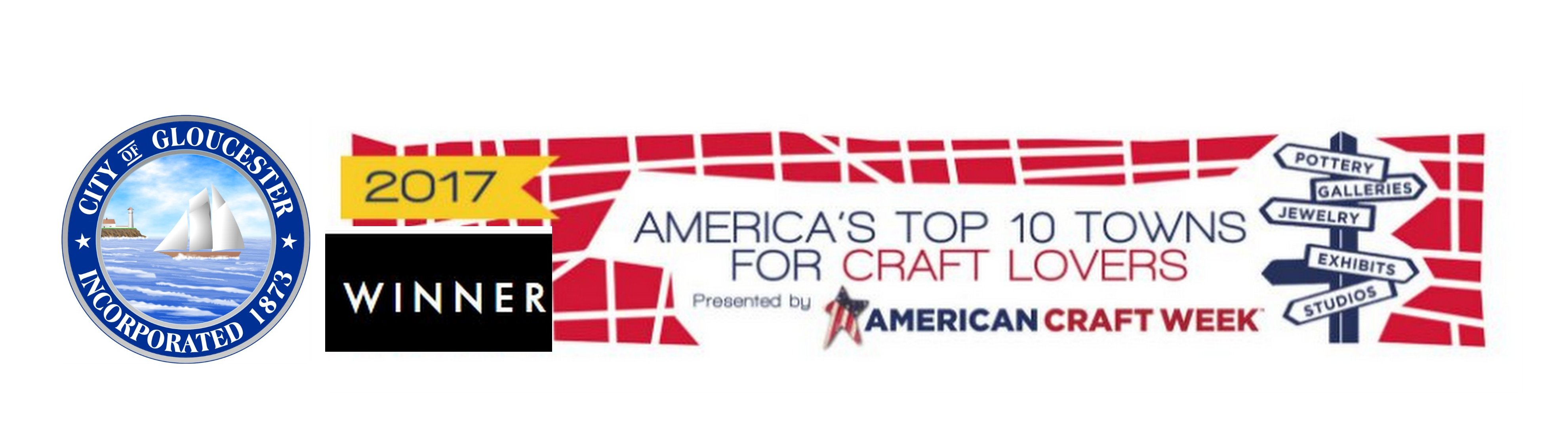gloucester is top 10 town in USA for craft lovers winner 2017