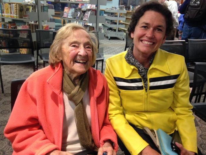Heidi and Selma Bell