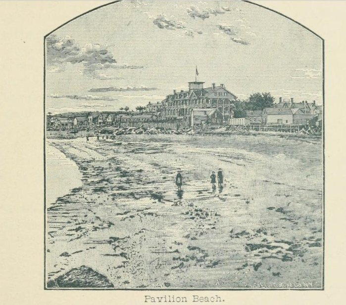 Pavilion Beach