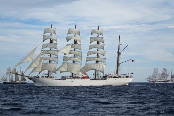 170622 Sail Boston fleet leaving Cape Ann for Halifax (12a)