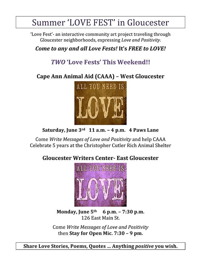 Flyer Gloucester Love Fest June 3 and June 5.jpg