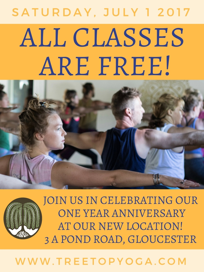 free classes july 1