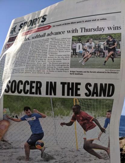 gdt beach soccer
