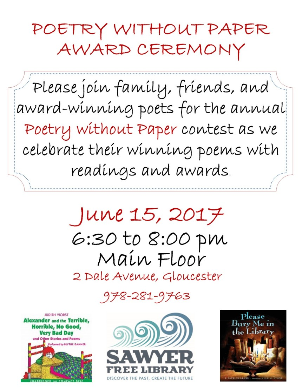 POWP AWARDS CEREMONY 2017