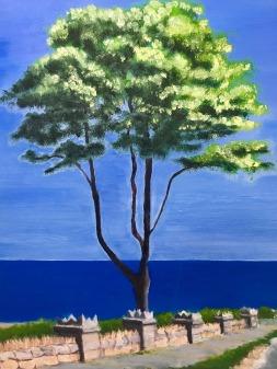 Bonnie Maller- Shore Road tree.jpg
