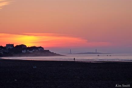 Good Harbor Beach sunrise July 18 -2 copyright Kim Smith