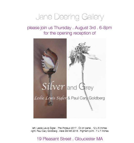 Jane Deering opening