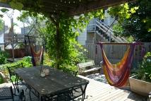 Lara's Garden Backyard Growers Incredible Edible Garden Tour copyright Kim Smith
