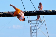 Saturday Greasy Pole 2017 -27 copyright Kim Smith