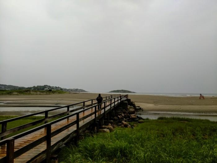 soggy start