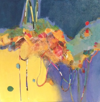 Untitled 1, Mixed Media - Susan Guest McPhail
