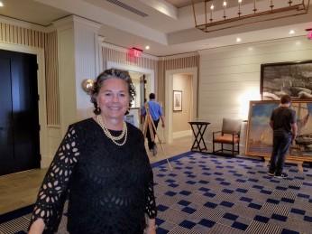 Kathy Cuddyer Beauport Hotel Gloucester